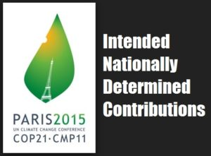 Intended Nationally Determined Contributions (INDCs)