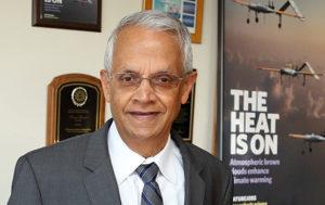 Scripps Climate Scientist, Veerabhadran Ramanathan
