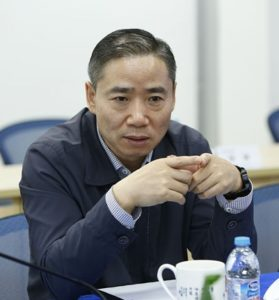 Vice-minister of industry and information technology, Xin Guobin