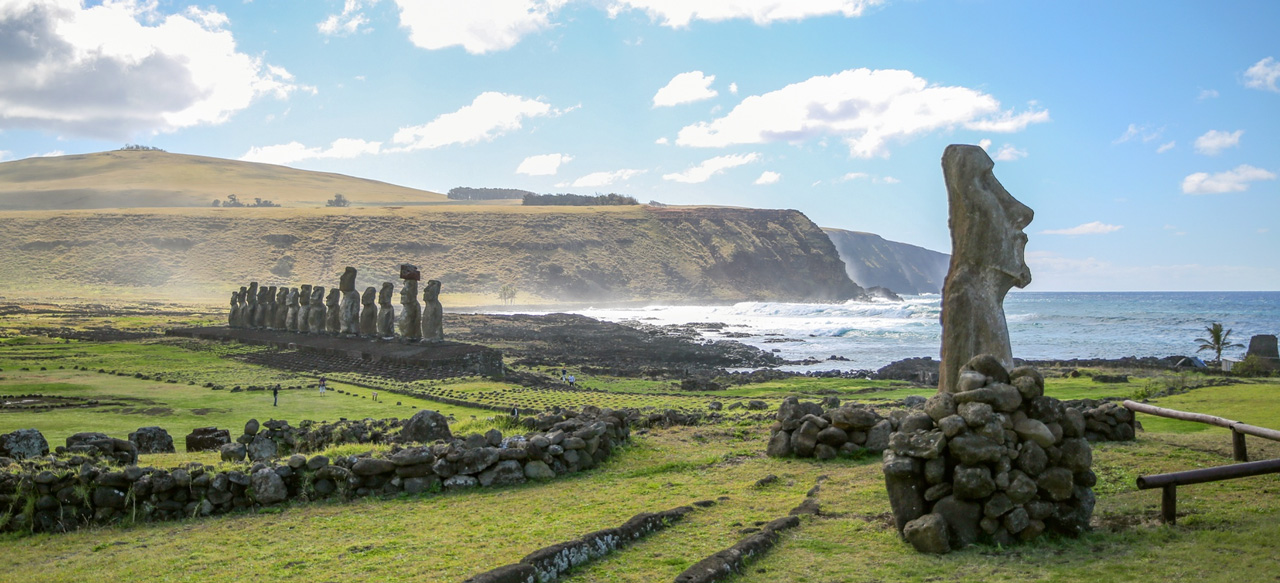 The Largest Marine Parks Now At The Coast Of Easter Island