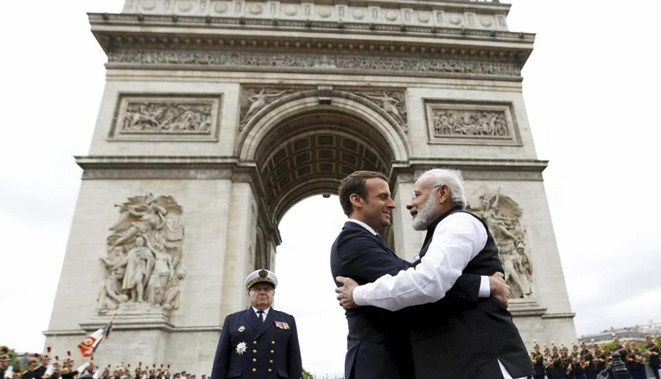 France And India To Corporate In The Fight Against Climate Change
