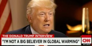 President Trump's take on Global Warming from CNN.